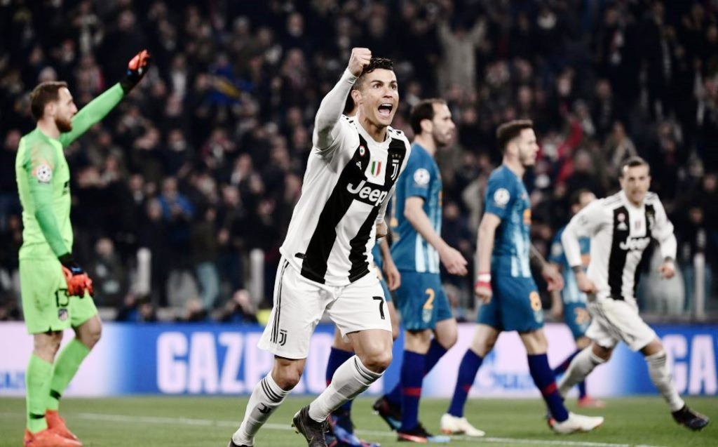 Prediksi Skor Ajax Amsterdam vs Juventus 11 April 2019