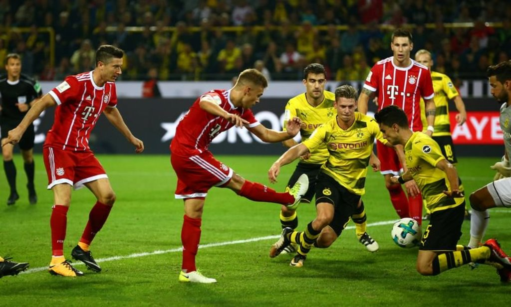 Prediksi Skor Bayern Munchen vs Borussia Dortmund 6 April 2019