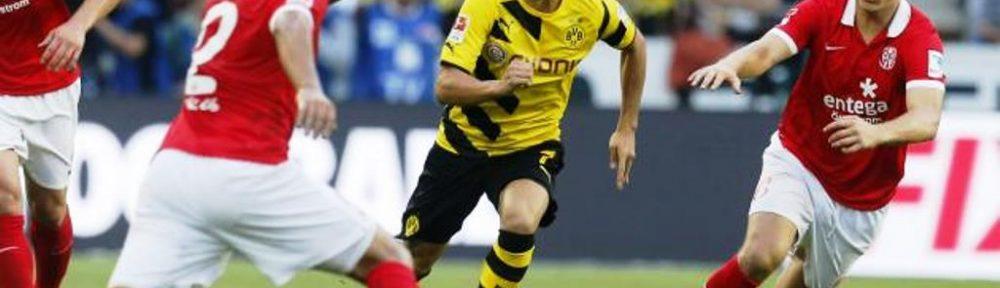 Prediksi Skor Borussia Dortmund vs Mainz 13 April 2019