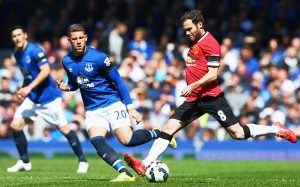 Prediksi Skor Everton vs Manchester United 21 April 2019