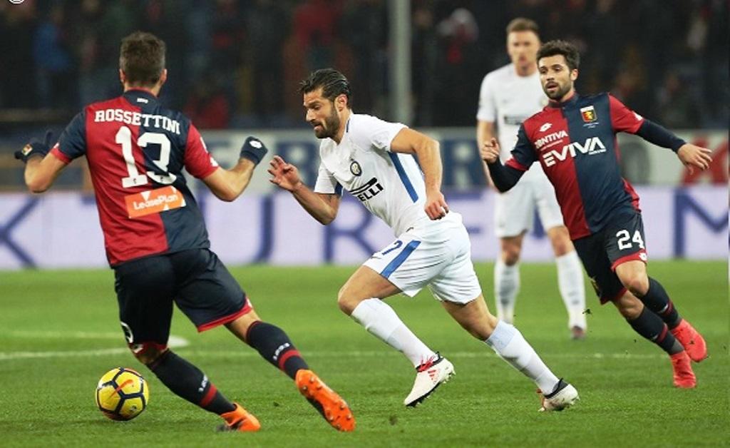 Prediksi Skor Genoa vs Inter Milan 4 April 2019