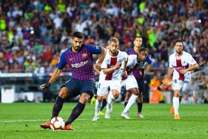 Prediksi Skor Huesca Vs Barcelona 13 April 2019