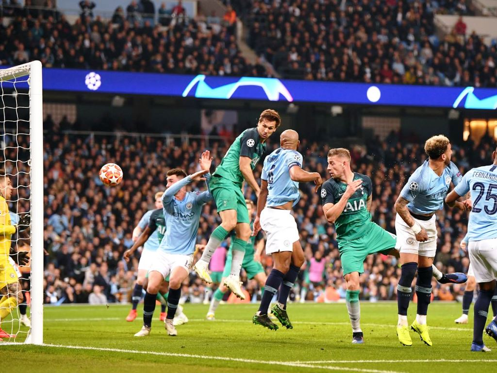Prediksi Skor Manchester City Vs Tottenham Hotspur 20 April 2019