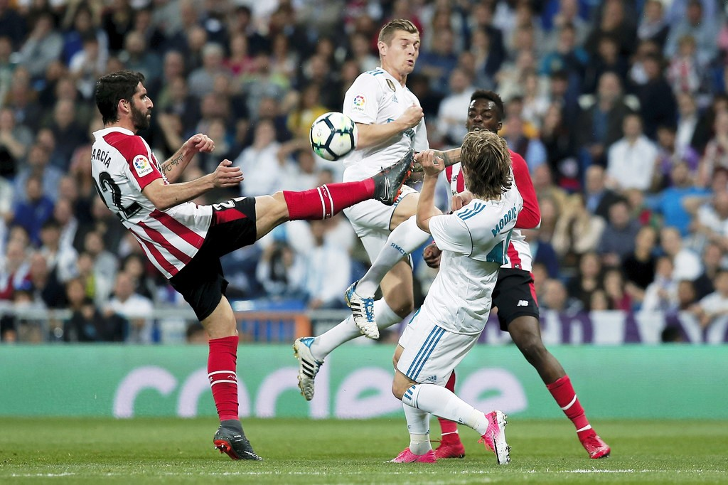 Prediksi Skor Real Madrid vs Athletic Bilbao 21 April 2019