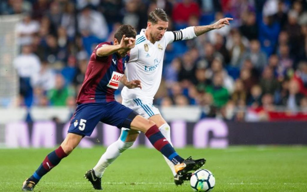 Prediksi Skor Real Madrid vs Eibar 6 April 2019