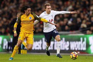 Prediksi Skor Tottenham Hotspur vs Brighton & Hove Albion 24 April 2019