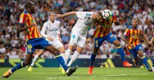 Prediksi Skor Valencia vs Real Madrid 4 April 2019