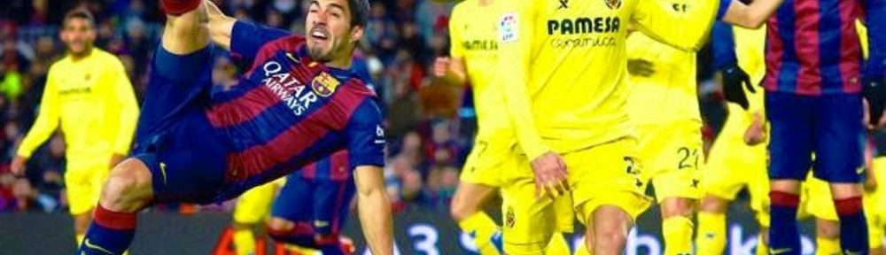 Prediksi Skor Villarreal vs Barcelona 3 April 2019