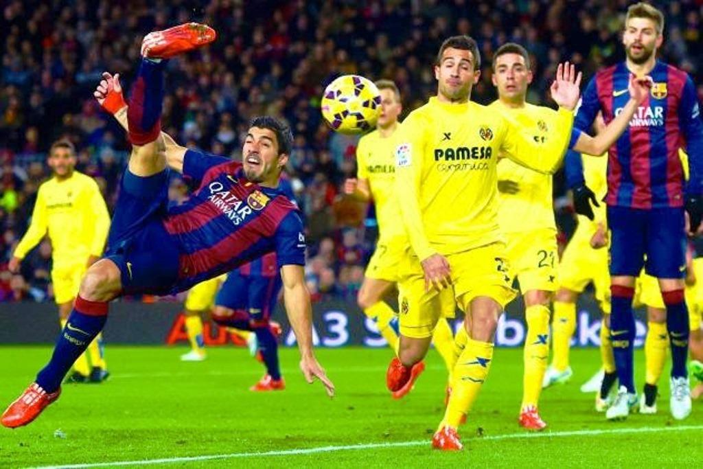 Prediksi Skor Villarreal vs Barcelona 3 April 2019