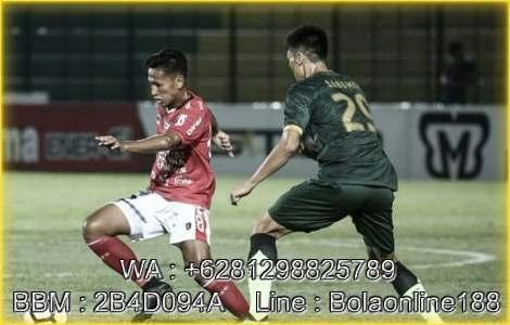 Bali United Vs PS TIRA