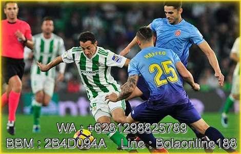Girona Vs Real Betis 28 Sep 2018