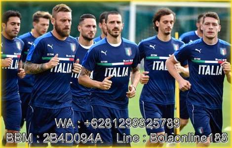 Prediksi Skor Italia Vs Ukraina 11 Okt 2018