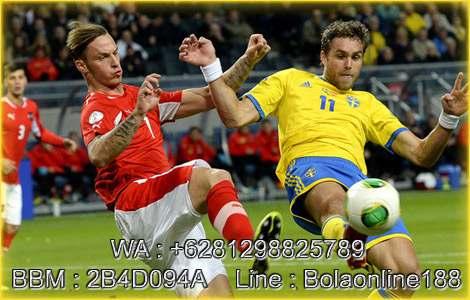 Prediksi Skor Rusia Vs Swedia 12 Okt 2018