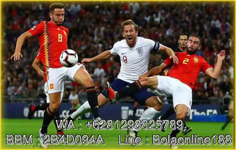 Spanyol-vs-Inggris-16-Okt-2018