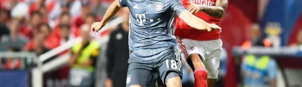 Prediksi Skor Bayern Munchen Vs Benfica 28 November 2018