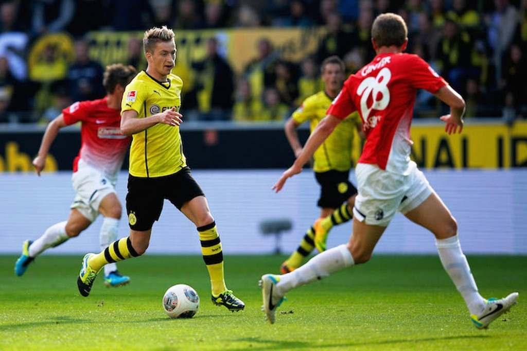Prediksi Skor Borussia Dortmund VS Freiburg 1 Desember 2018
