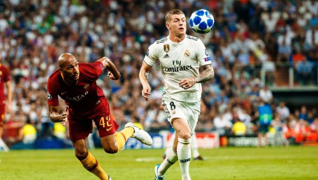 Prediksi Skor Roma Vs Real Madrid 28 November 2018