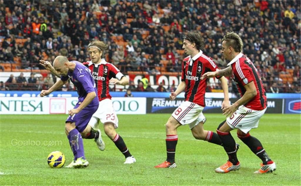 Prediksi Skor AC Milan vs Fiorentina 22 Desember 2018