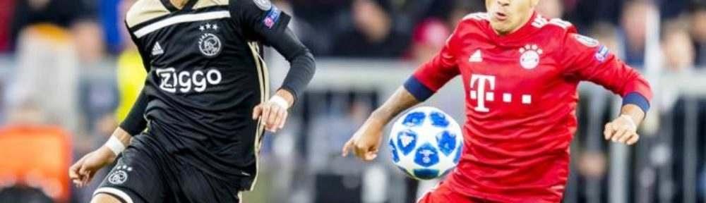 Prediksi Skor Ajax Vs Bayern Munchen 13 Desember 2018