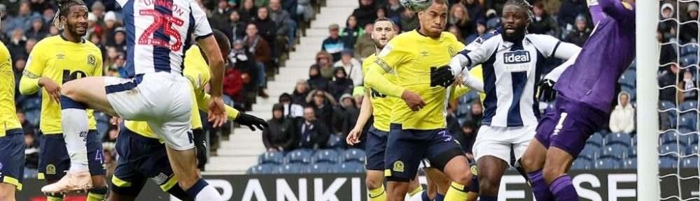Prediksi Skor Blackburn Rovers FC Vs West Bromwich Albion FC 1 Januari 2019