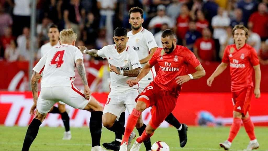 Prediksi Skor Real Madrid vs Sevilla 19 Januari 2019