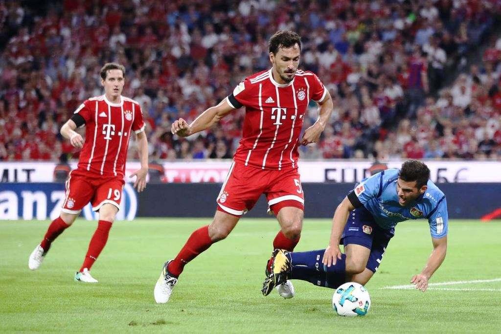 Prediksi Skor Bayer Leverkusen Vs Bayern Munchen 2 Februari 2019