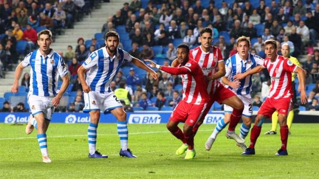 Prediksi Skor Girona vs Real Sociedad 26 Februari 2019