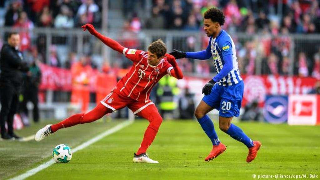 Prediksi Skor Hertha Berlin Vs Bayern Munchen 7 Februari 2019