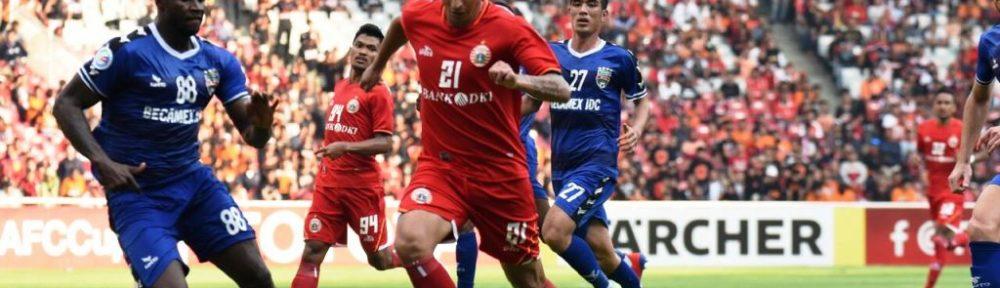 Prediksi Skor Persija Jakarta Vs Kalteng Putra 28 Maret 2019