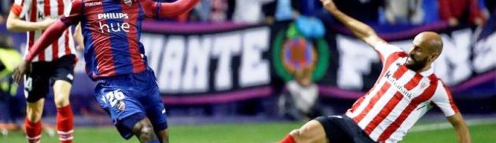 Prediksi Skor Athletic Bilbao vs Levante 4 April 2019
