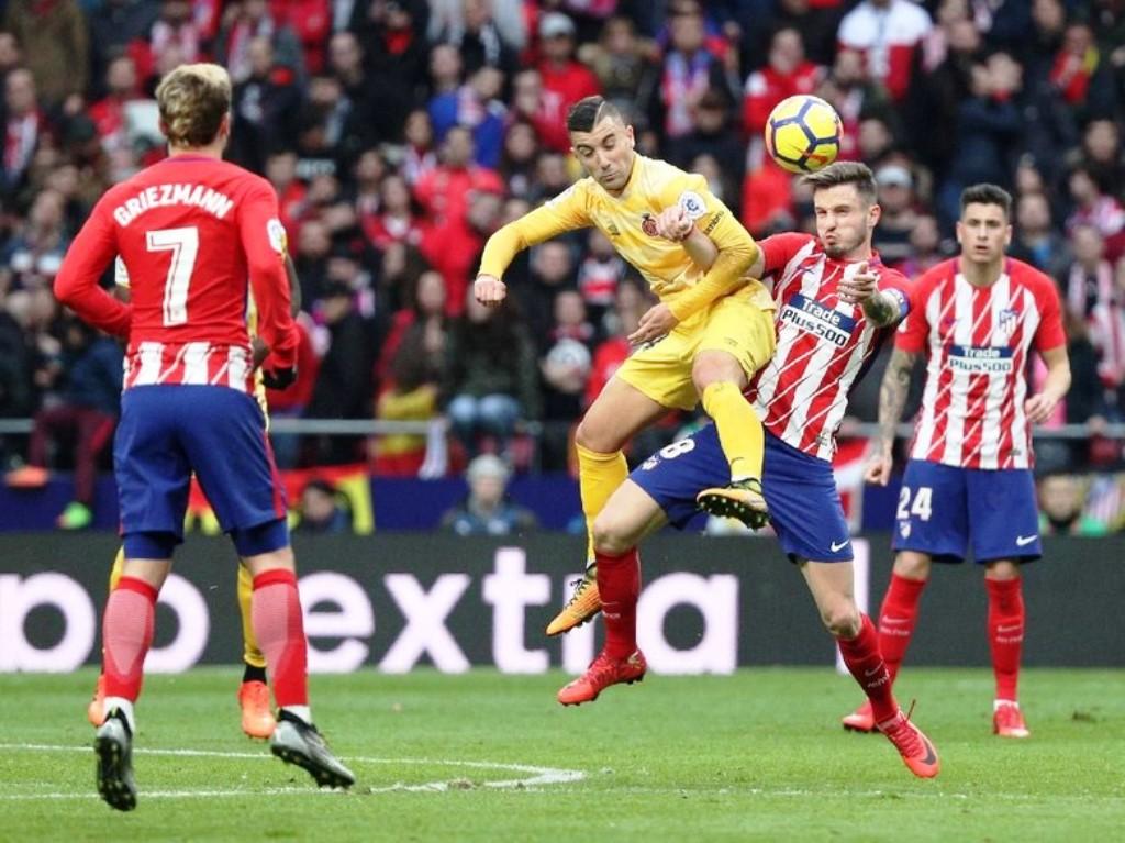 Prediksi Skor Atletico Madrid vs Girona 3 April 2019