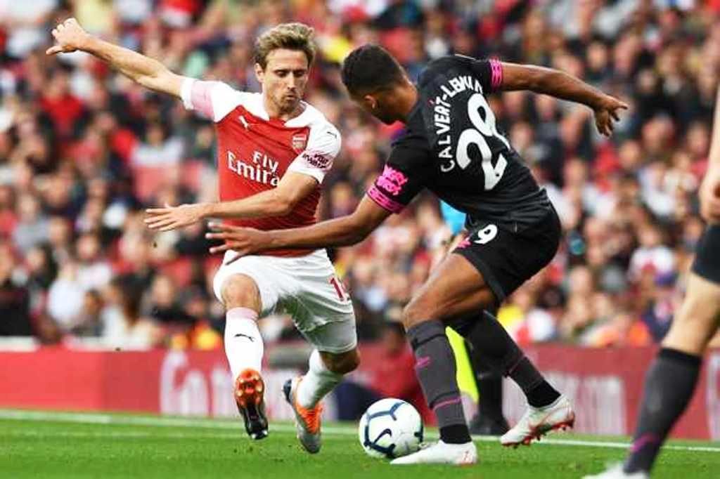 Prediksi Skor Everton vs Arsenal 7 April 2019
