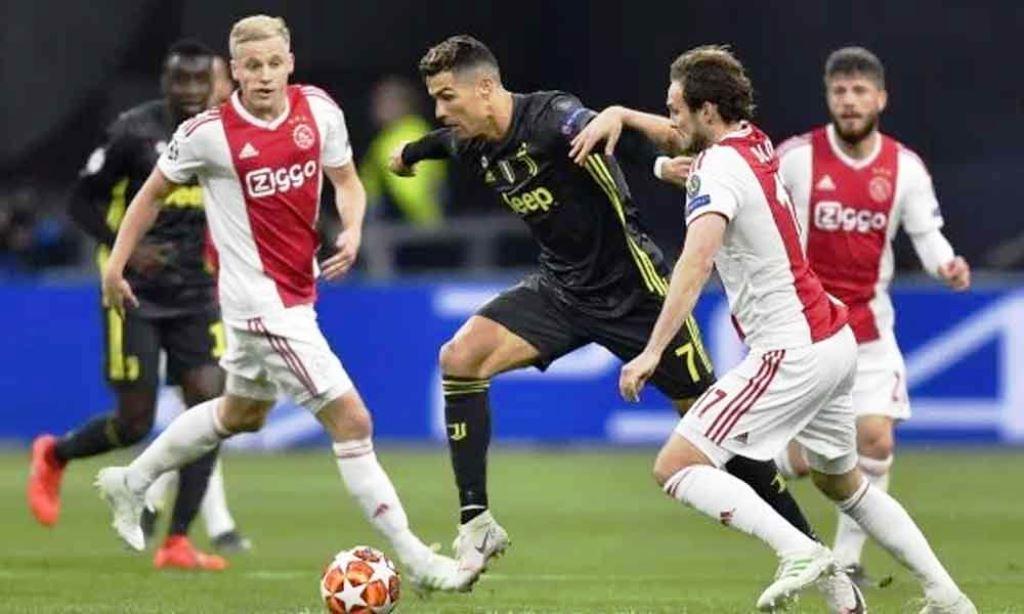 Prediksi Skor Juventus vs Ajax 17 April 2019