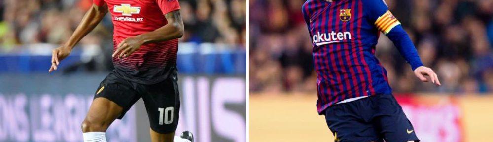 Prediksi Skor Manchester United vs Barcelona 11 April 2019